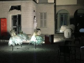 L'Accademia Carrara a Bergamo ospita le sculture di Davide Dall'Osso