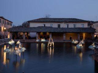 """""""Il giardino segreto"""" mostra personale a Bagno Vignoni (SI)"""